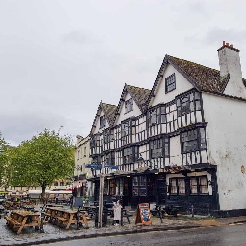 King's Street, de leukste dingen om te doen in Bristol - Map of Joy
