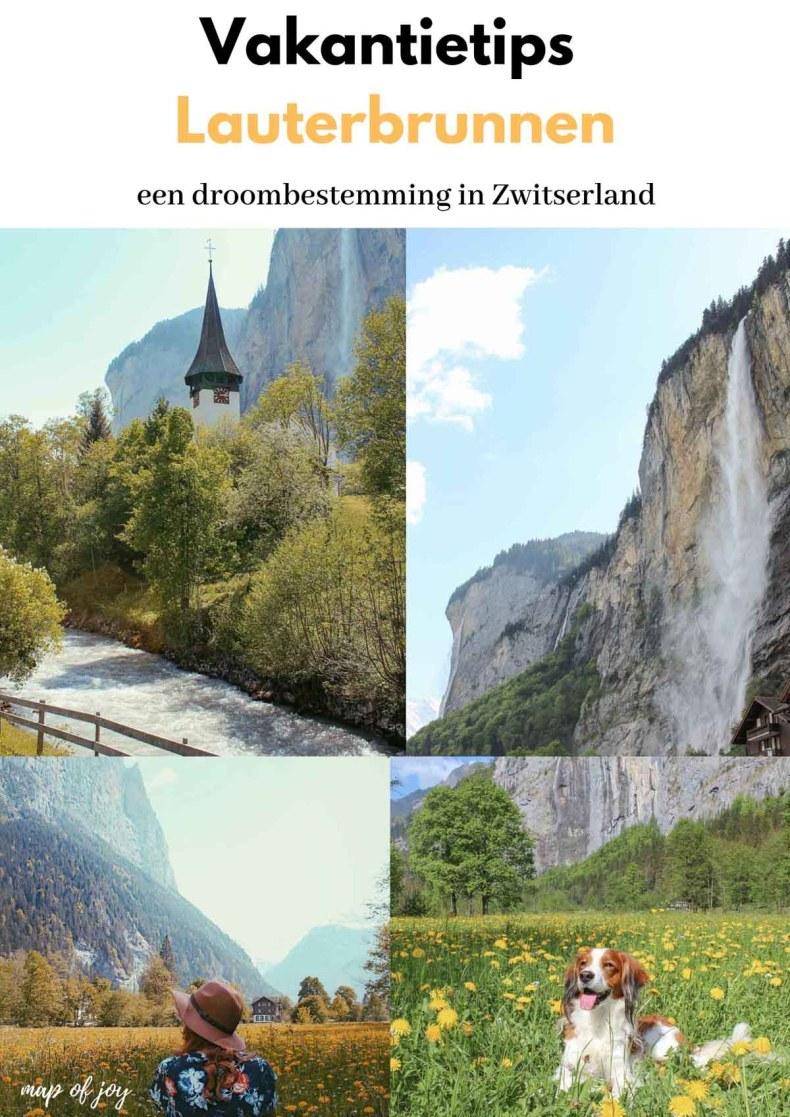 Vakantietips Lauterbrunnen [droombestemming in Zwitserland]