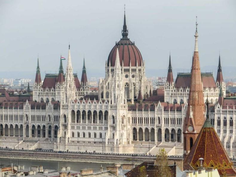 20x de allerleukste dingen om te doen in Boedapest, Parlementsgebouw - Map of Joy