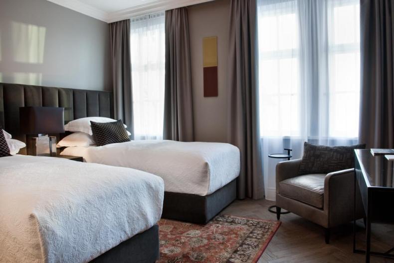 19x leuke hotels in het centrum van Reykjavik - Map of Joy