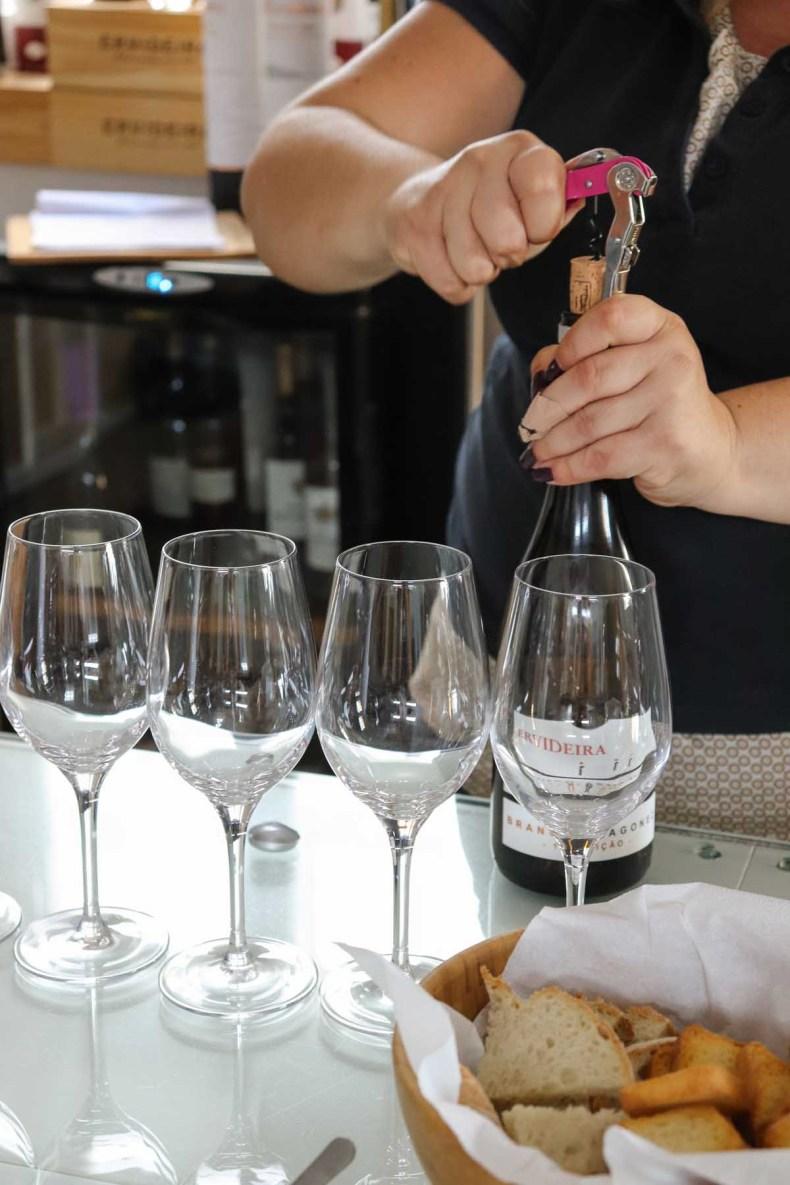 Ervideira Wine Shop, Monsaraz, Alentejo - Map of Joy