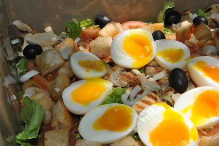 salade-composee-oeufs-mollets
