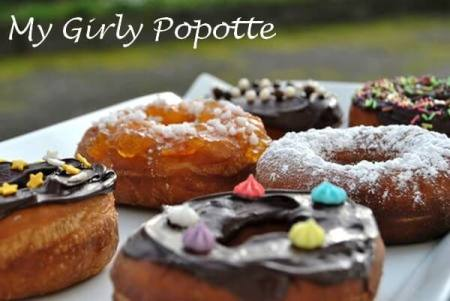 donuts my girly popotte