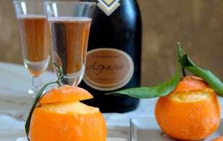mandarines givrées my girly popotte