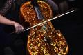 3D mapping на виолончель в программе BBC Proms