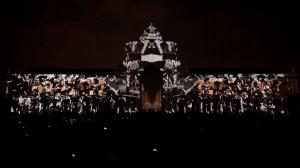 Прекрасный 3D mapping на Дворцовой площади Лиссабона