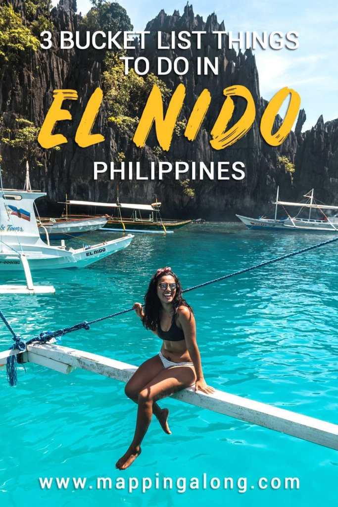 El nido philippines boat tour pinterest travel guide