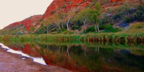 Megan & Mike v The Australian Desert Day 6