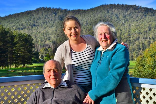 Grandma & Grandad Family