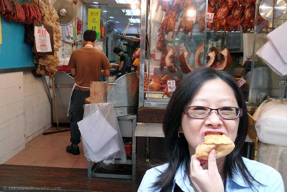 Good Eats in Hong Kong.