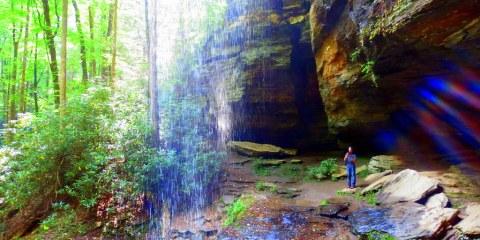 The Land of Waterfalls – Brevard