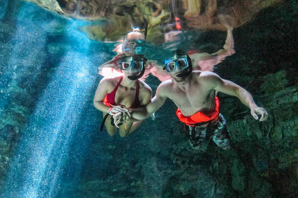 Yucatan's Refreshing Cenotes
