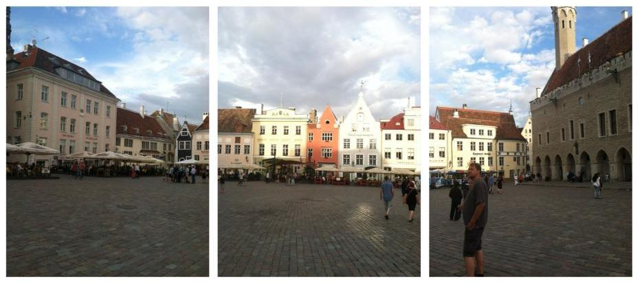 Traveling to lesser known places. Tallin, Estonia.