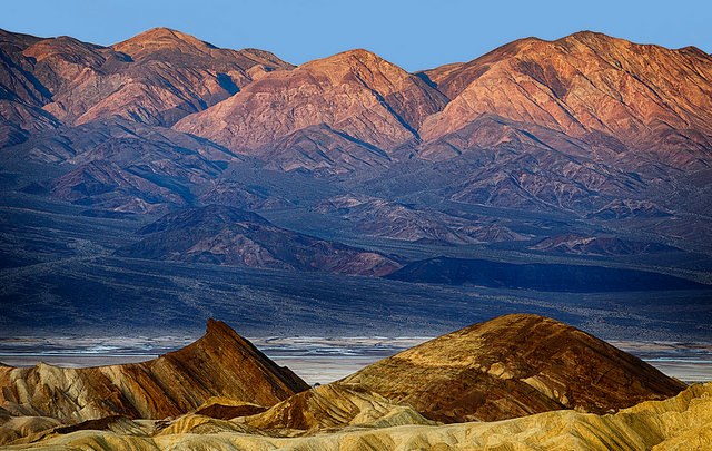 Death Valley. Photo by