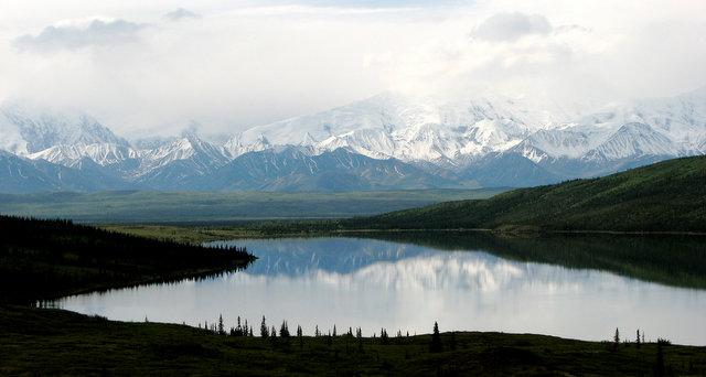 Denali, Alaska. Photo by