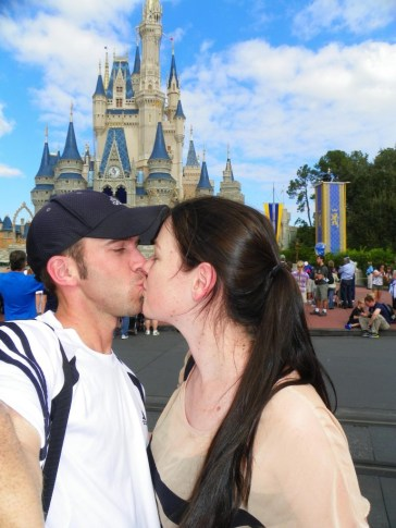 Disney - the happiest place on earth!