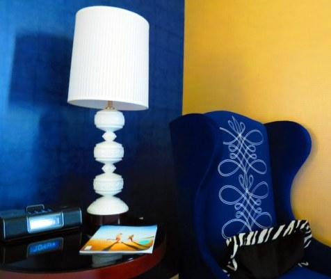 Deluxe Suite, Hotel Monaco Salt Lake.