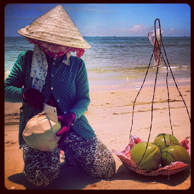 Mui Ne, Vietnam. Photo by Bryony Holland