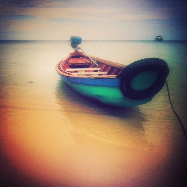 Sau Beach on Phu Quoc Island Vietnam