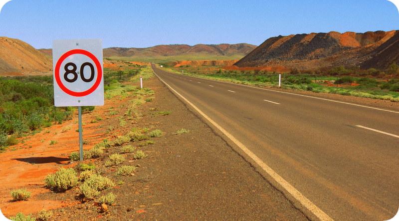 The beautiful Australian Outback