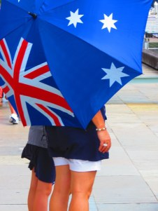 Celebrating Australia Day in Sydney
