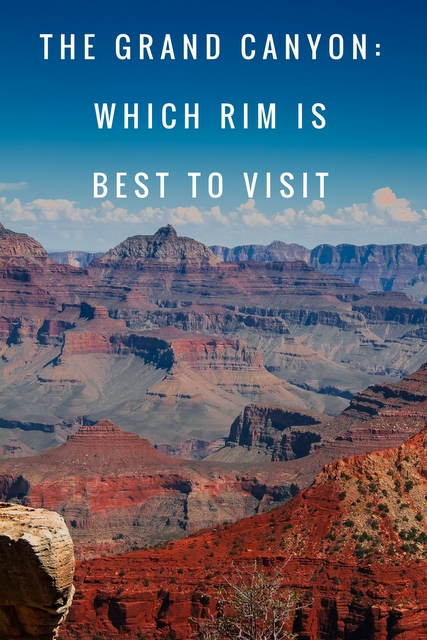 One of the great wonders of the world, the following are the pros and cons of visiting each of the Grand Canyon's 4 available rims.