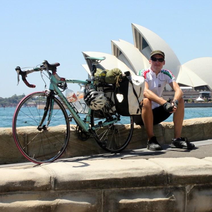 Sydney Opera House Bike Tour