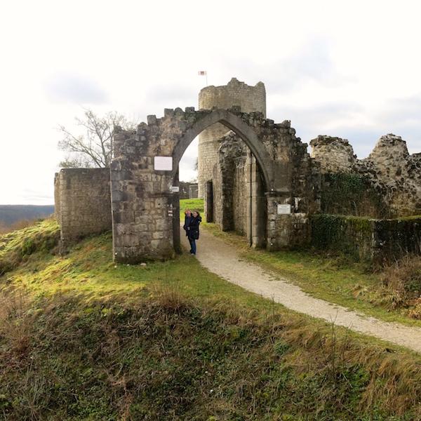 Kallmünz Castle Entrance