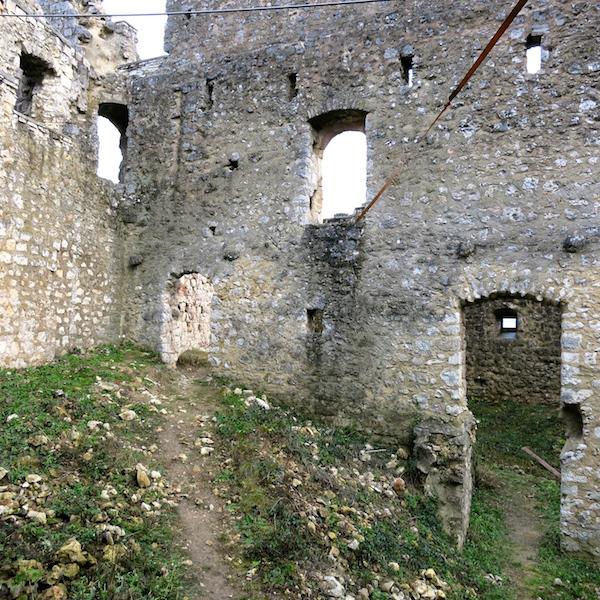 Kallmünz Castle Walls