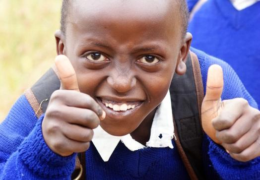 African School Child