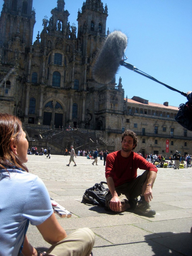 Creating a travel documentary: behind the scenes.