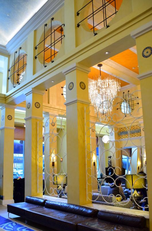 Hotel Monaco Seattle Review.
