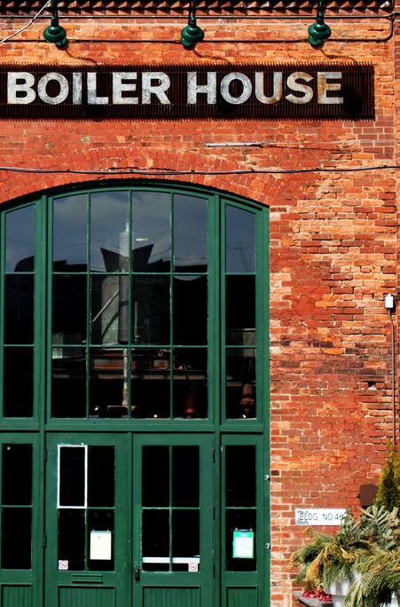 Distillery District, Toronto.