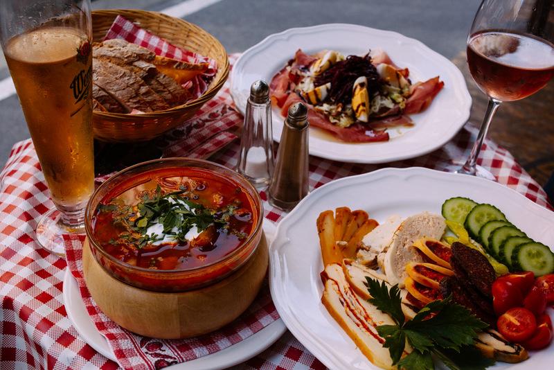 Budapest food scene