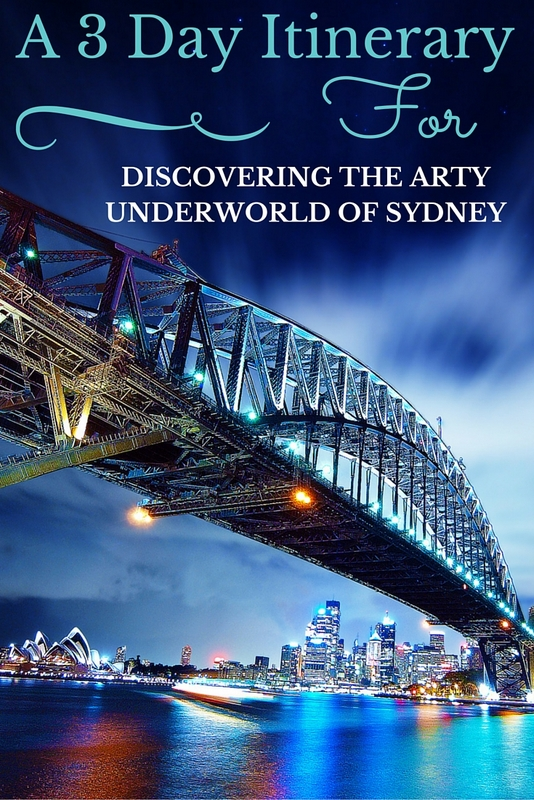 A 3 Day Itinerary For Discovering Sydney Art