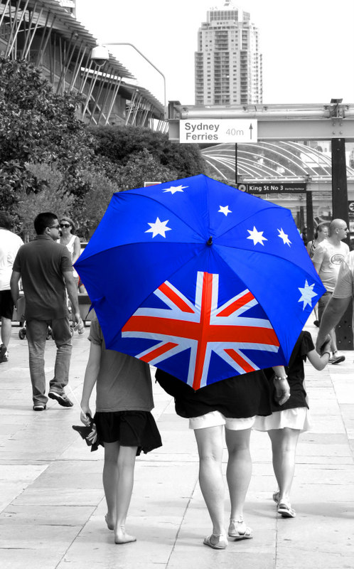 Walking Sydney Harbor