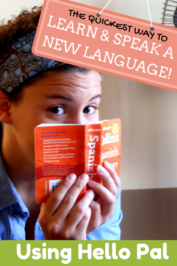 The quickest way to learning a new language - speak a foreign tongue in seconds!