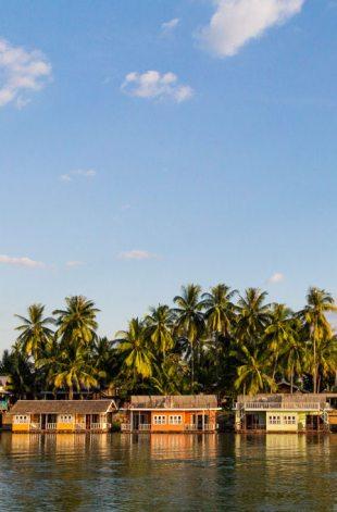 Don Det, Laos.