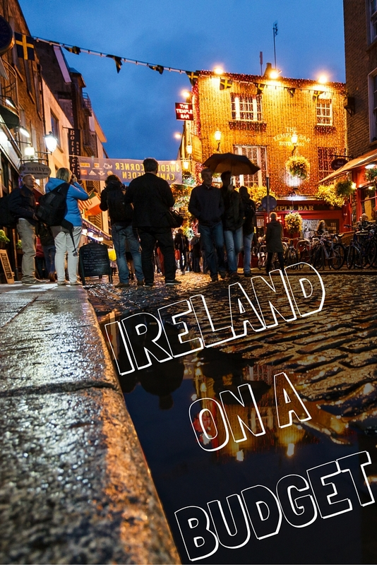 Ireland on a Budget