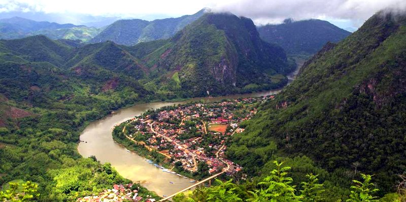 Laos proved quite quickly to be a country which combines some of the best elements of Southeast Asia in one bite-sized destination.