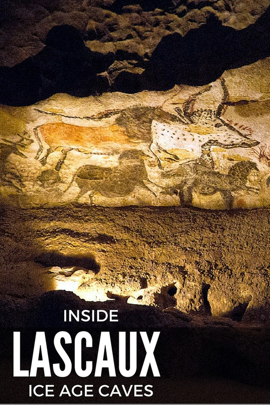 Lascaux Caves France. The five metre-long bulls, the graceful stags, the rutting bison, the very same prehistoric images discovered in 1940 that changed the history of art.