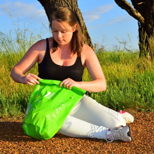 Weighing less than an apple, the Scrubba Wash Bag is a pocket-size device that allows you to wash your clothes and travel clean, light and free.
