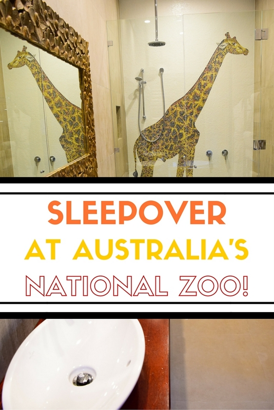 If you've ever dreamed of an intimate experience with African animals, Australia has the lodge for you. While there are a number of zoos that offer overnight sleepovers, Jamala Wildlife Lodge takes the concept to a completely different level.
