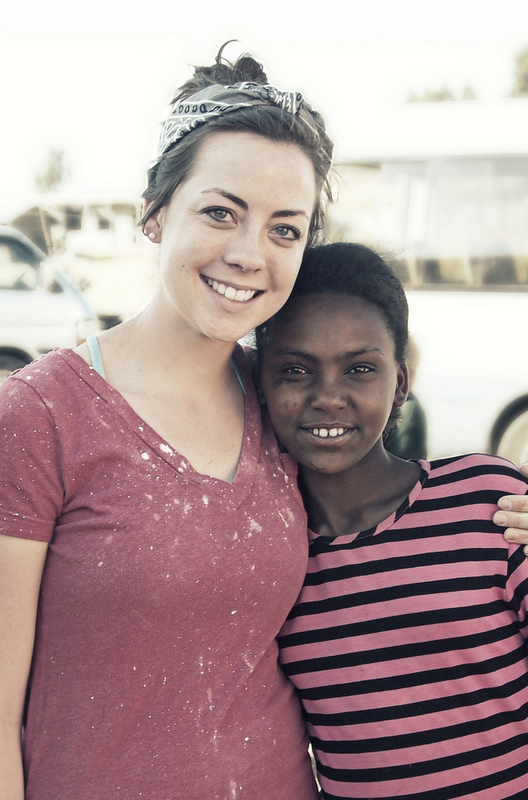 The children volunteers work with in Ethiopia have lost their birth families due to extreme poverty, AIDS and other life-threatening conditions. Without volunteer programs, these children would be living on the streets.