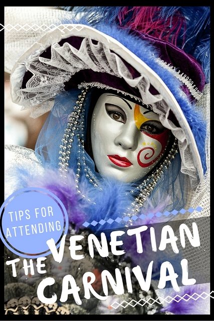 The Venetian Carnival is a recurring holiday, famous all over the world, but to participate can be a little bit tricky. Venice is a labyrinth of small streets and it's easy to lose your sense of direction if you don't know what you are doing.
