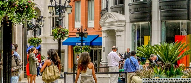 The Best Cities in the World for Shopping