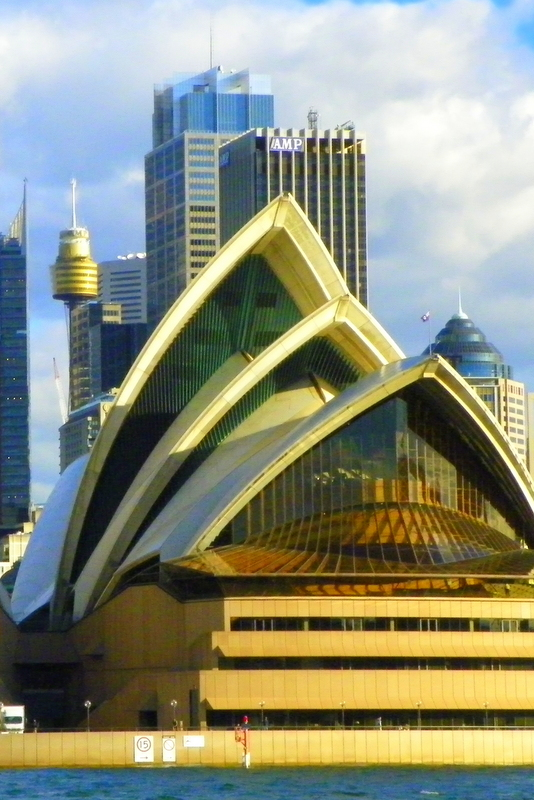 For truly unique photos of the Sydney Opera House, you can take a 2 hour harbour cruise on a traditional 1980's style tall ship where you will have the opportunity to snap photos and climb the mast.