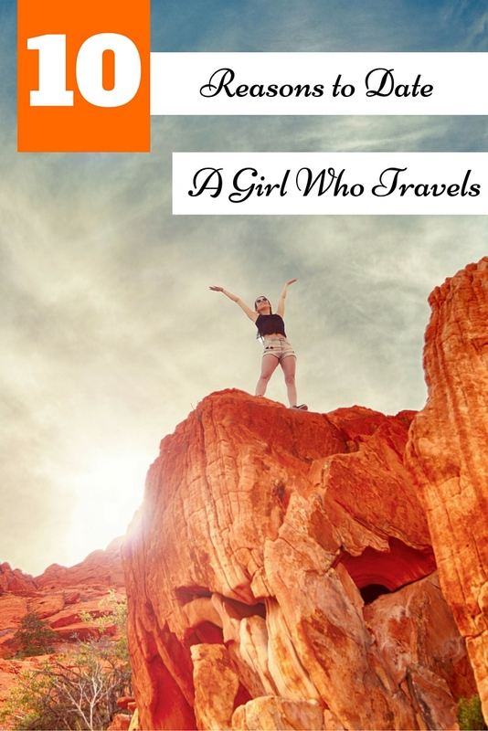 Whether you're a casual traveller or a certified travel junkie, dating a globe-trotting girl with a strong sense of wanderlust can be a pretty euphoric and intrinsically romantic ride that will give you tons of sweet and pleasant memories.