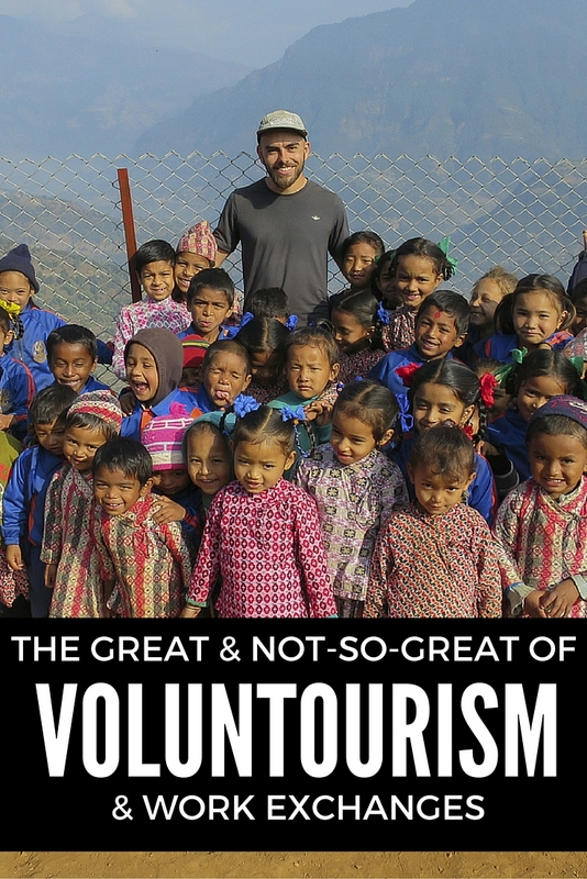 Despite the overwhelming pessimism about voluntourism, mainly online; I still believe that volunteer-based travel can be massively beneficial.