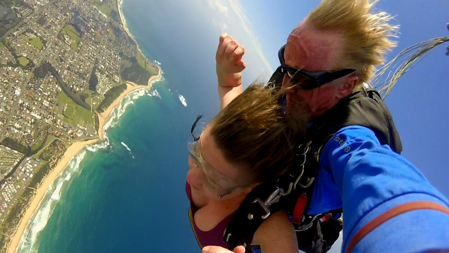 Wollongong Skydive Review